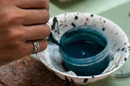 作陶時の道具2